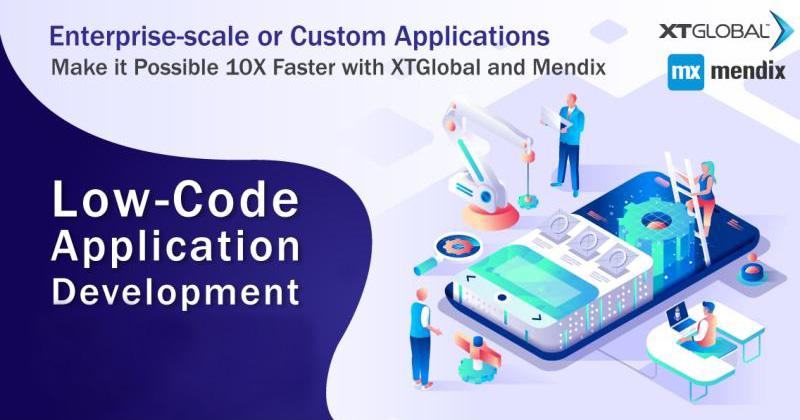 Advantages of Rapid Application Development with Mendix