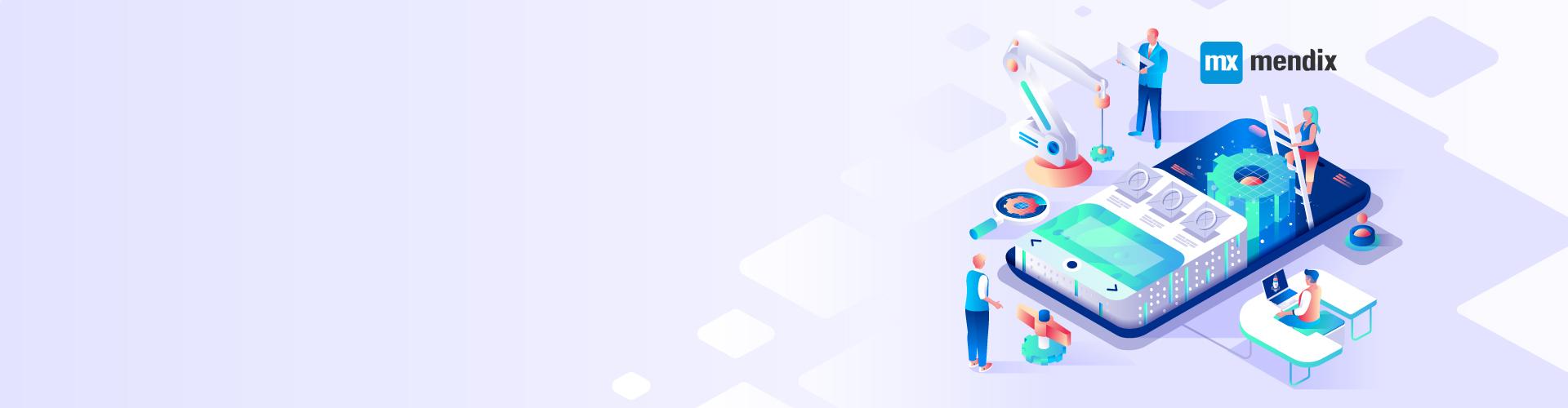 Low code Application Development Brochure